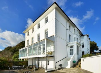 Thumbnail 3 bed flat for sale in Radnor Cliff Crescent, Sandgate, Folkestone