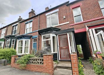 Thumbnail 3 bed terraced house to rent in Burcot Road, Sheffield
