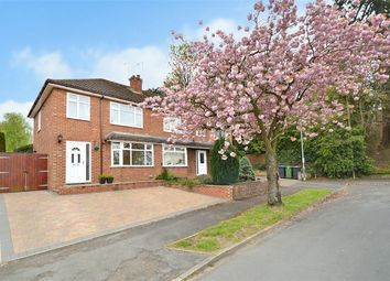 Thumbnail 3 bed semi-detached house for sale in David Road, Bilton, Rugby, Warwickshire