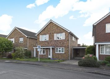 Thumbnail 4 bedroom detached house for sale in Haywards Close, Wantage