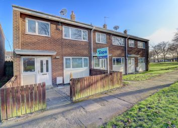 3 bed terraced house for sale in St. Nicholas Close, Ashington NE63