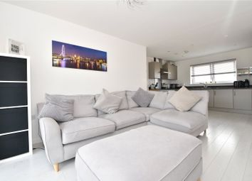 Thumbnail 2 bed flat for sale in Ashmead Court, Greenhithe, Kent