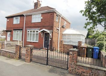 Thumbnail 3 bed semi-detached house for sale in Shrewsbury Road, Droylsden, Manchester