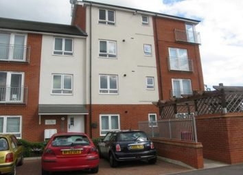 Thumbnail 1 bed flat for sale in Tamar Way, Langley, Slough
