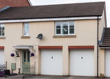 Thumbnail 2 bed mews house for sale in Ffordd Nowell, Penylan, Cardiff