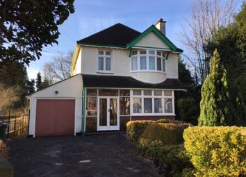 Thumbnail 3 bed detached house for sale in Hawthorne Avenue, Carshalton