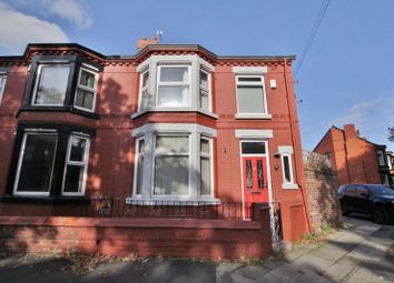 Thumbnail 4 bed terraced house for sale in Duncombe Road South, Garston, Liverpool
