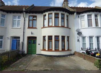 Thumbnail 4 bedroom terraced house for sale in Elderton Road, Westcliff On Sea, Westcliff On Sea
