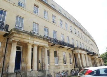 Thumbnail 1 bed flat to rent in Lansdown Crescent, Lansdown