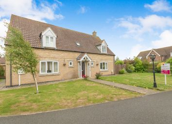 Thumbnail 5 bed detached house for sale in Priory Court, Fishtoft, Boston
