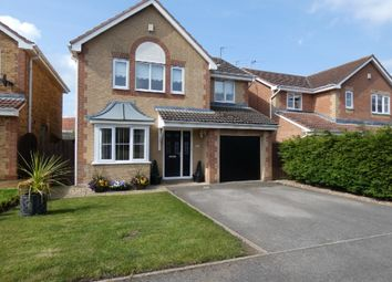 Thumbnail 4 bed detached house for sale in Thistle Close, Spennymoor