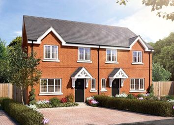 Thumbnail 3 bed semi-detached house for sale in Gardners Hill Road, Farnham, Surrey