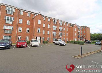 Thumbnail 2 bed flat to rent in Bonneville Close, Tipton
