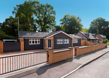 Thumbnail 4 bed bungalow for sale in Highclere, Sunninghill, Ascot
