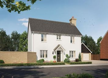 Thumbnail 3 bed detached house for sale in Alconbury Weald, Former RAF/Usaaf Base, Huntingdon, Cambridgeshire