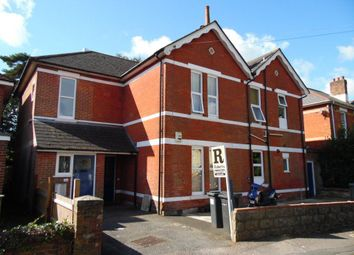 Thumbnail 4 bed flat to rent in Rushton Crescent, Bournemouth