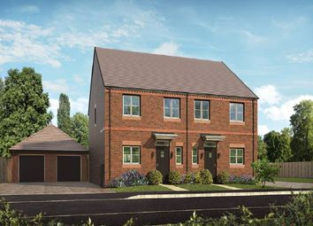 "Thumbnail 3 bedroom semi-detached house for sale in ""The Bladon"" at Calais Dene, Bampton"