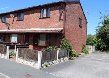 Thumbnail 2 bed end terrace house for sale in Foxes Close, Mancot, Deeside