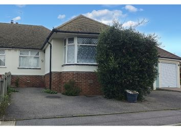 Thumbnail 2 bed bungalow to rent in Rosemary Gardens, Broadstairs