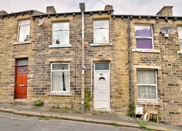 Thumbnail 2 bed terraced house for sale in Moss Street, Huddersfield