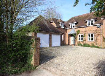 Thumbnail 4 bed semi-detached house for sale in Cleves Lane, Upton Grey, Basingstoke, Hampshire