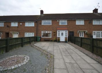 Thumbnail 3 bed terraced house for sale in New Hey Road, Upton, Wirral