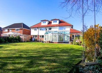 Thumbnail 6 bedroom detached house for sale in Thornton Crescent, Gayton, Wirral