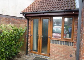 Thumbnail 1 bedroom maisonette to rent in Lynmouth Crescent, Furzton, Milton Keynes