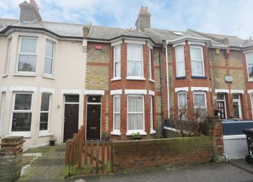Thumbnail 3 bedroom terraced house for sale in Cecilia Road, Ramsgate