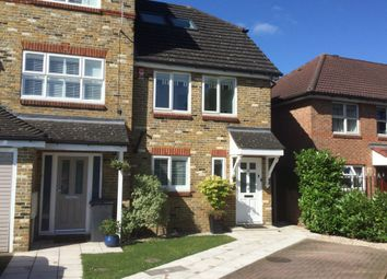 Thumbnail 4 bed end terrace house for sale in Dukes Avenue, Ham/North Kingston`