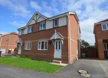 Thumbnail 3 bed semi-detached house to rent in Briary Close, Wakefield