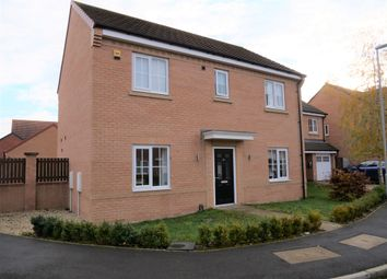 Thumbnail 4 bed detached house to rent in Brookfield Avenue, Middlesbrough