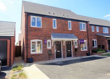 Thumbnail 2 bed semi-detached house for sale in 9 Ripley Avenue, Chellaston