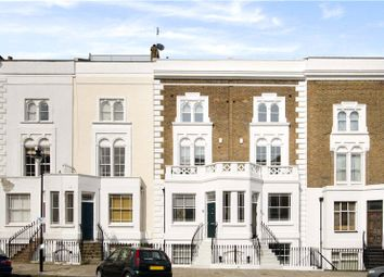 Thumbnail 4 bed terraced house to rent in Grafton Terrace, London