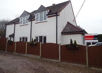 Thumbnail 4 bed detached house for sale in Cottage Lane, Nether Whitacre, Coleshill, Birmingham