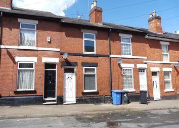 Thumbnail 2 bedroom terraced house for sale in Pelham Street, Derby