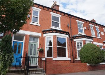 Thumbnail 3 bedroom terraced house for sale in Derbyshire Road, Manchester