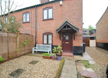 Thumbnail 2 bed semi-detached house to rent in The Street, Costessey, Norwich