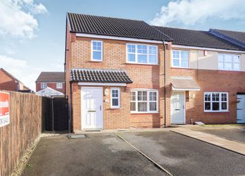 Thumbnail 3 bed end terrace house for sale in Princethorpe Road, Willenhall