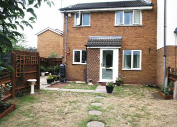 Thumbnail 1 bed terraced house for sale in Canterbury Close, Rowley Regis