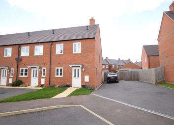 Thumbnail End terrace house for sale in Primrose Fields, Bedford