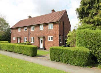 Thumbnail 3 bed semi-detached house for sale in Gawsworth Close, Bramhall, Stockport