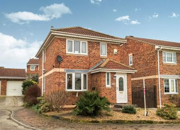 Thumbnail 3 bed detached house for sale in Fenton Close, South Kirkby, Pontefract