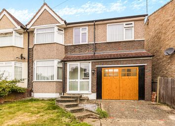 Thumbnail 4 bedroom semi-detached house to rent in Martens Avenue, Bexleyheath