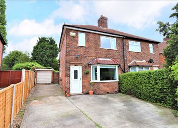 Thumbnail 3 bed semi-detached house for sale in Knole Road, Wollaton, Nottingham