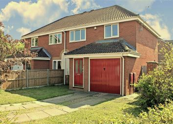 Thumbnail 3 bed semi-detached house to rent in 16 St Matthews Avenue, Beccles