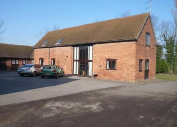 Thumbnail 3 bed barn conversion to rent in Birmingham Road, Kenilworth