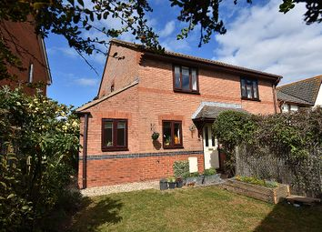 Thumbnail 3 bed semi-detached house for sale in Miller Way, Exminster, Near Exeter