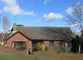 Thumbnail 3 bedroom detached bungalow for sale in Roman Way, Halesworth