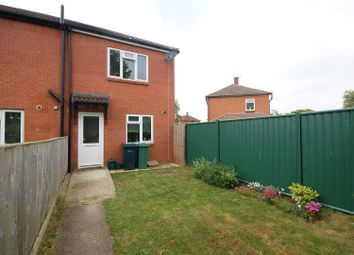 Thumbnail 2 bed end terrace house for sale in Swallow Crescent, Innsworth, Gloucester